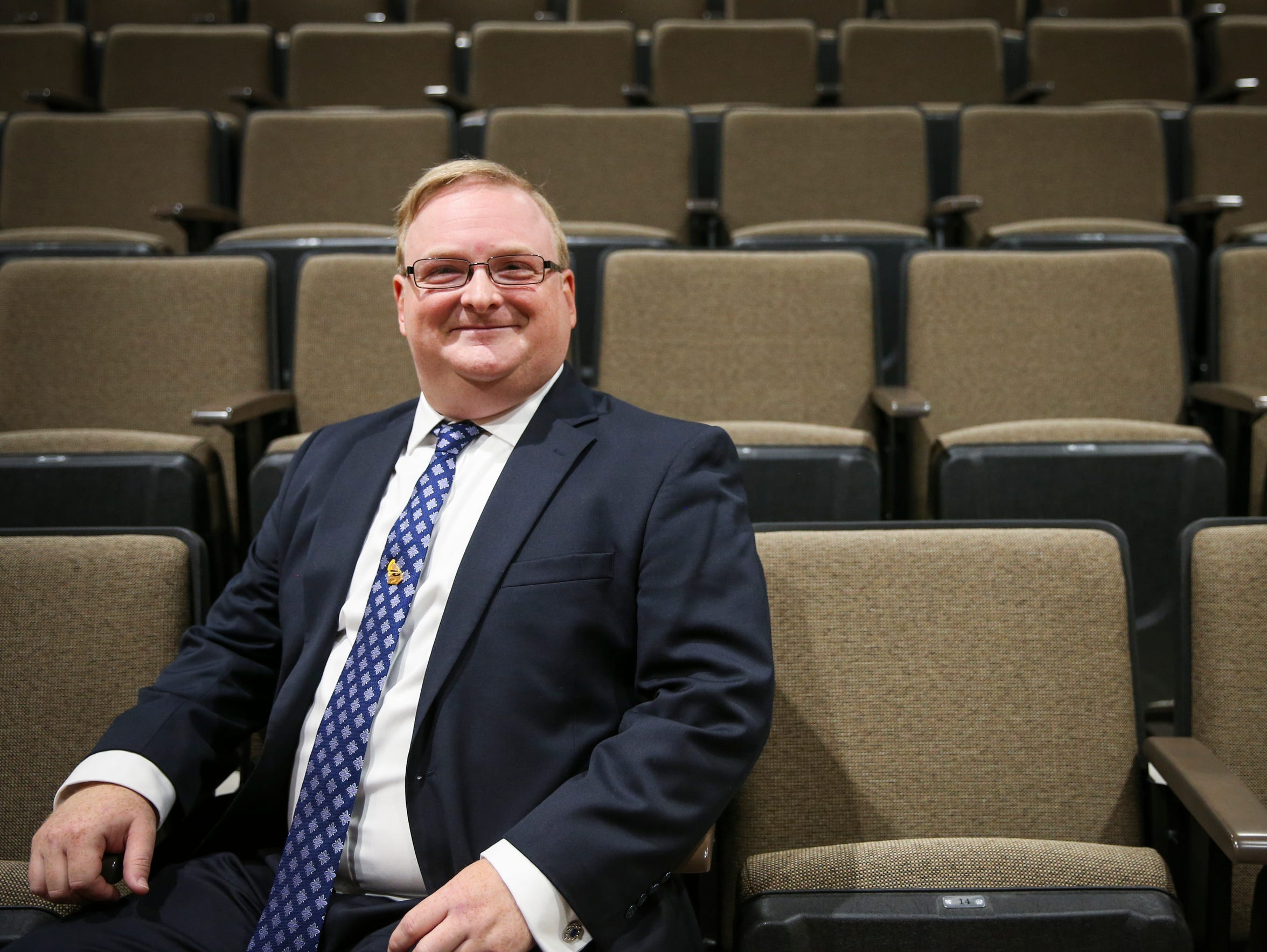 Stephens Performing Arts Center executive director