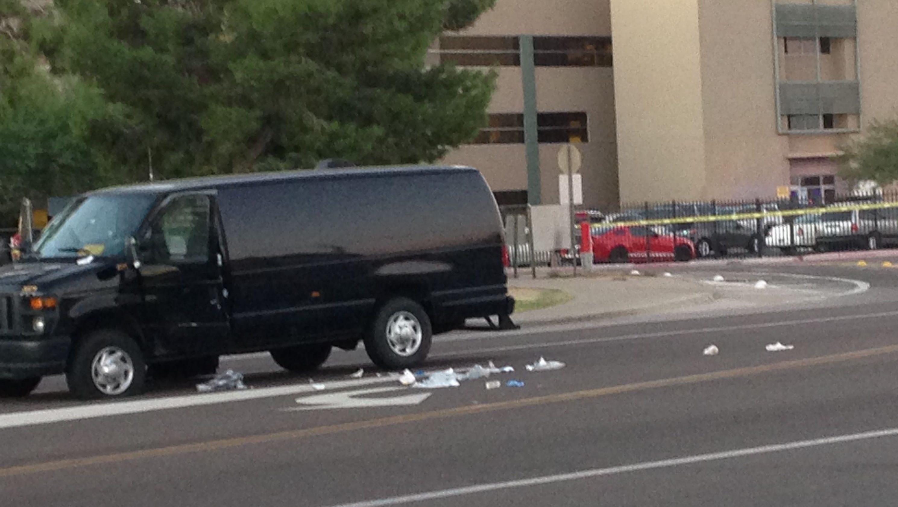 Inmate Dies After Being Shot In Head While Fleeing In Phoenix