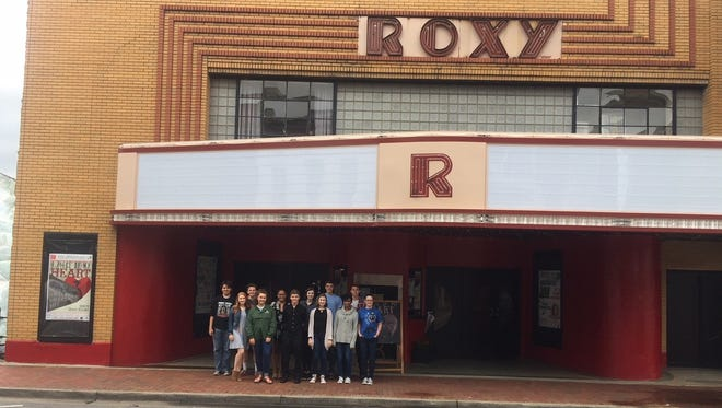 Clarksville Academy students will soon perform a play on Clarksville history at the Roxy.