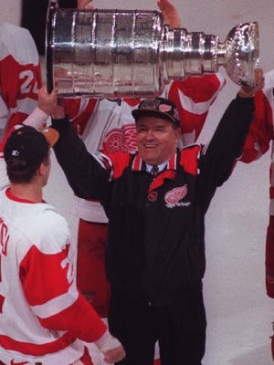 The Red Wings' investment in Scotty Bowman paid off in Stanley Cups.