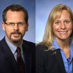 Todd Courser and Cindy Gamrat