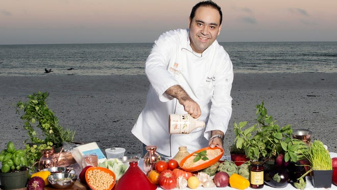Chef Rachid Eido will be opening Kareem's Lebanese Kitchen in early 2018 in Sugden Park Plaza off U.S. 41 East in East Naples.