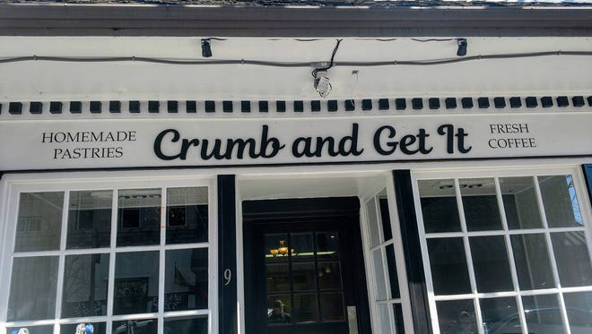 Crumb and Get It in downtown Hanover became an online target Wednesday when the bakery was mistaken for a Virginia business with the same name that refused to serve Joe Biden in 2012.