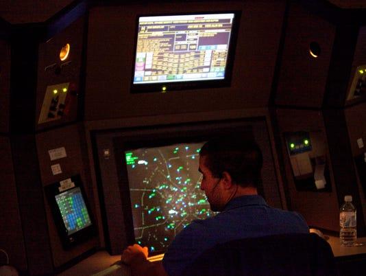 AP AIR TRAFFIC CONTROLLERS A USA GA