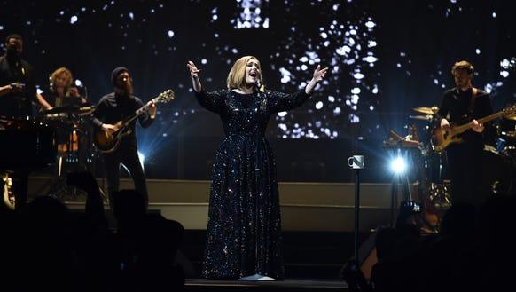 The church of Adele.