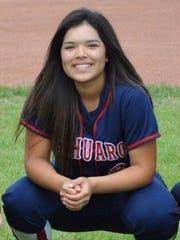 Jasmin Lopez, from Sahuaro, is the azcentral.com Sports