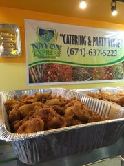 As part of the catering side of its business, trays