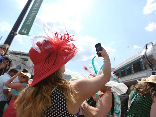 kentucky derby 2015 nbc 39 s tv ratings highest since 1992. Black Bedroom Furniture Sets. Home Design Ideas