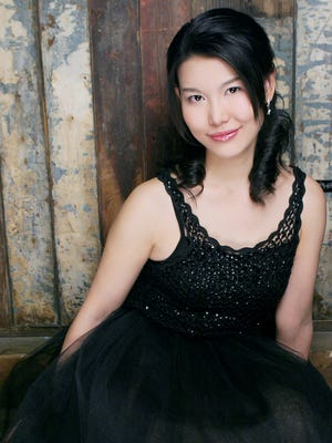Pianist Xinyu Chen will be performing with the Fort Collins Symphony Saturday.