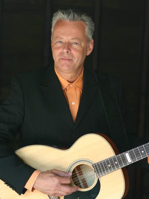 Tommy Emmanuel will preform at the Montgomery Performing Arts Centre on Friday, May 5, 2017.