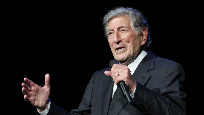 Tony Bennett will perform on March 19 at Old National Centre.