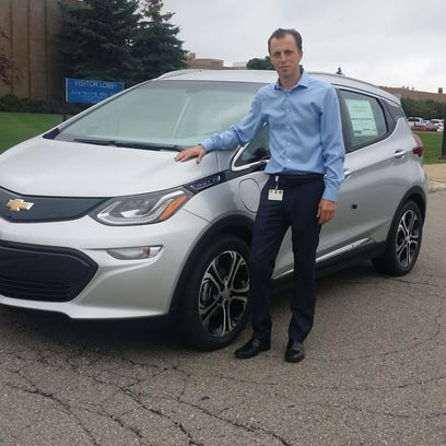 Chevy Bolt Chief Engineer Josh Tavel brings his need for speed to the electric hot hatch.