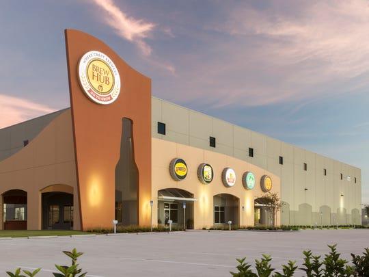Brew Hub's brewery in Lakeland, Fla.
