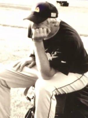 Woodmore's Gary Zajac liked to think baseball, watch baseball, talk baseball and coach baseball.