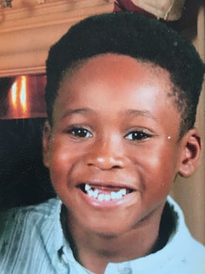 Memphis police say 7-year-old Latayvus Johnson walked out the back door of his house and hasn't been seen for several hours.