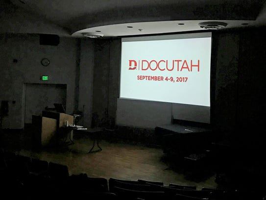 DOCUTAH brings documentary films from all over the