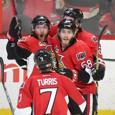 Senators force Game 7 vs. Penguins in Eastern Conference final