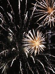 Fireworks, food and music will be on hand at most celebrations this week for the holiday.