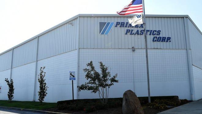 Primex Plastics 1235 N. F St. Richmond, Indiana