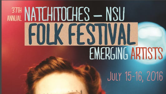 Volunteers are need to help with the Natchitoches-Northwestern State University Folk Festival, which is set for July 15-16 in Prather Coliseum on the NSU campus.
