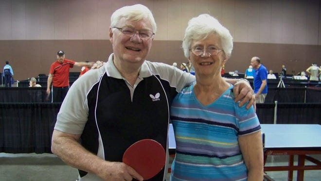 Ping pong has been a big part of Don and Carole Young's life for more than 50 years.