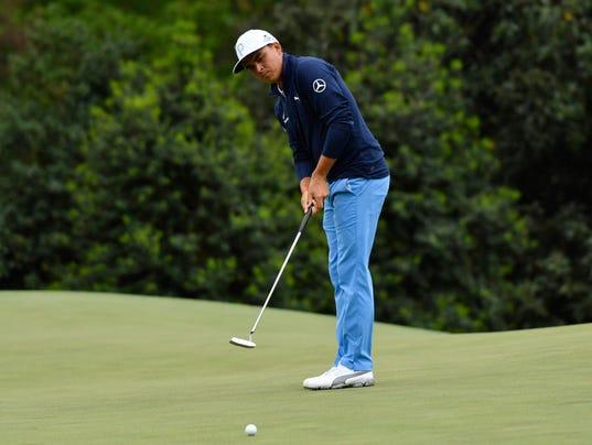PGA: Masters Tournament - Third Round
