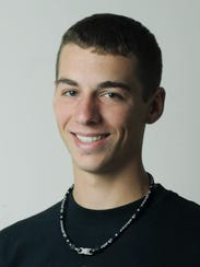 Tyler Curtis was among the Poughkeepsie Journal's baseball