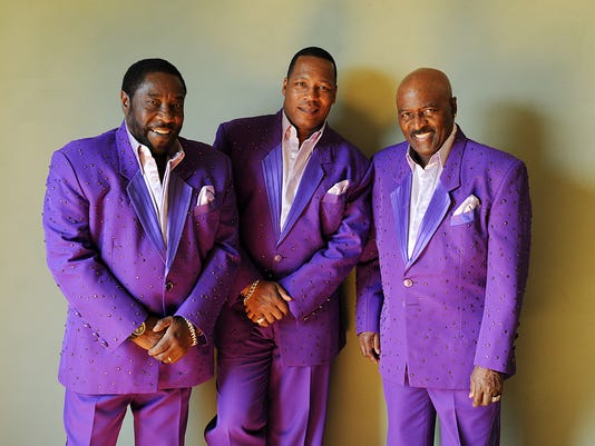 O'Jays at Biltmore