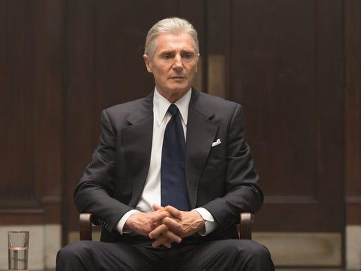 Director Peter Landesman says Liam Neeson has the same