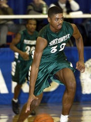 Rodney Carney starred at Northwest before eventually