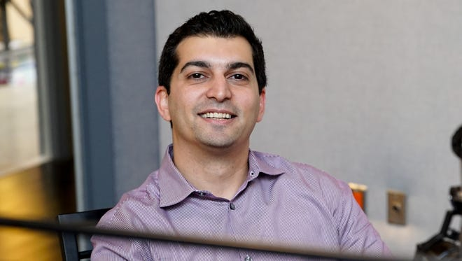 Farhad Massoudi  is founder of TubiTV, an online streaming network that shows free TV shows and movies