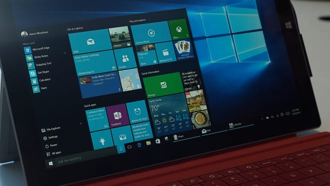 Microsoft's new Windows 10 operating system is a beautiful blend of Windows 7 and 8.