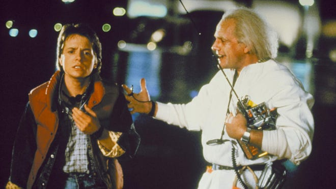 """Back to the Future"" plays Saturday at the Capitol Theatre."