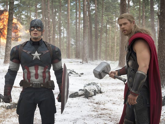 "There is no shortage of action in  ""Marvel's Avengers:"