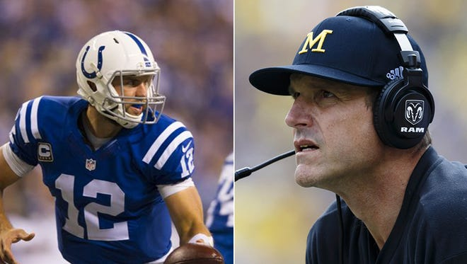 Tony Dungy joined the Dan Patrick Show on Sept. 25 to talk about Andrew Luck and the rumor that Jim Harbaugh would coach the Colts in 2016.
