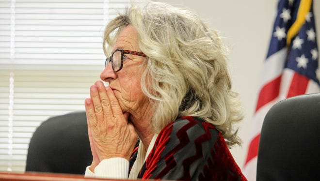 Commission Chairman Janet White asked fellow commissioners if they would be interested in joining a lawsuit against the Bureau of Land Management at their Jan. 12 commission meeting.