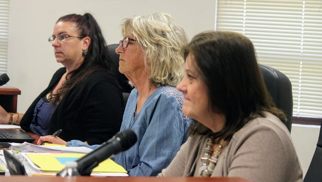 Otero County Commissions got in a heated debate over the controversial Salt Basin Deep Borehole Research Project during their regular Otero County Commission meeting Thursday, April 13.