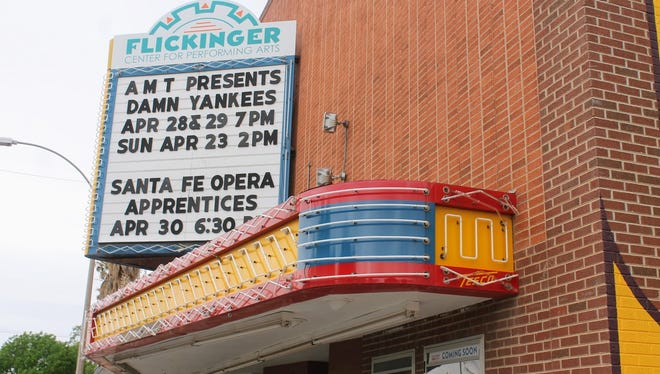 The Flickinger Center for Performing Arts received a generous donation of $100,000 from a former Alamogordo business owner and philanthropist Clare Miller.