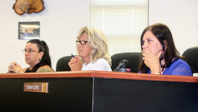 Otero County Commissioners discussed the feasibility study that was done on the 12th Judicial District Courthouse late last year at their June 8 Otero County Commission meeting.