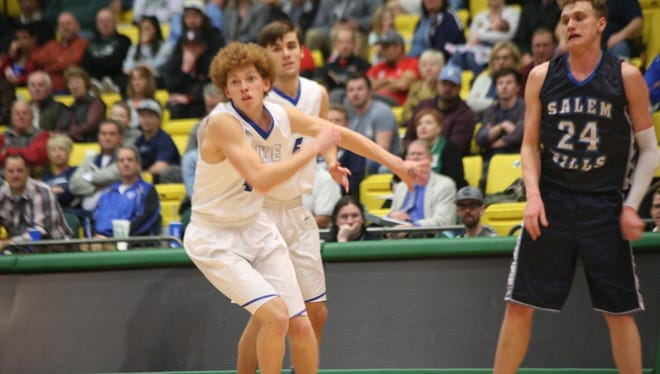 Dixie fell to Salem Hills in the 4A quarterfinals Thursday.