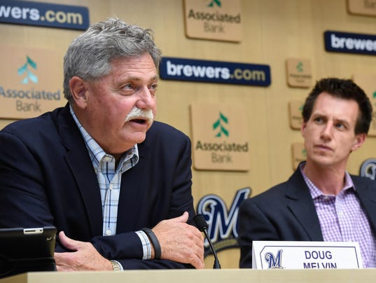 MLB: Los Angeles Dodgers at Milwaukee Brewers