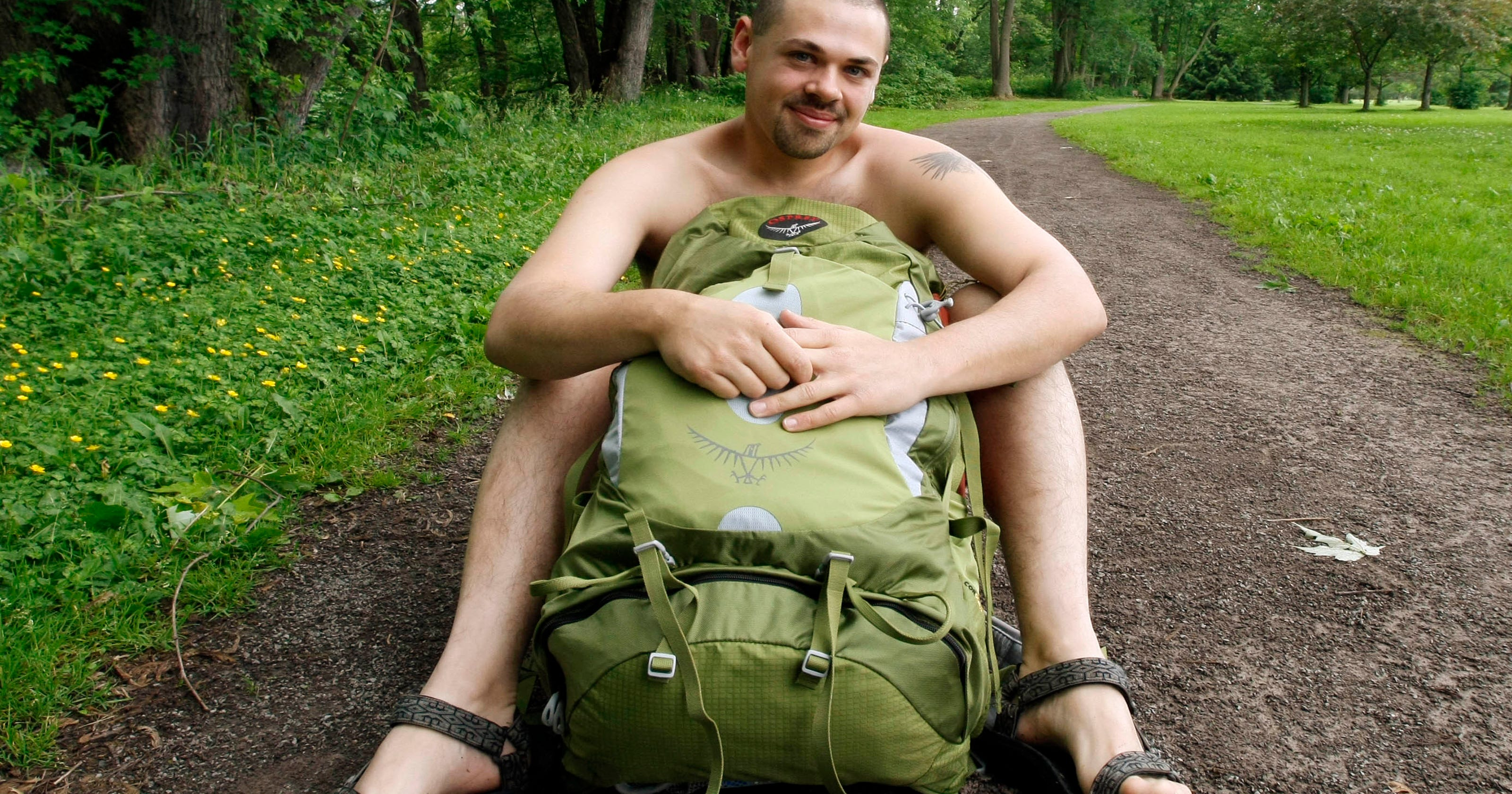 Nude Hiking Day: City says keep your pants on