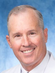 Dr. Stephen D'Orazio, cardiothoracic surgeon with the