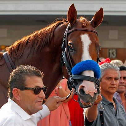 2018 Haskell is 'first option' for Triple Crown winner Justify