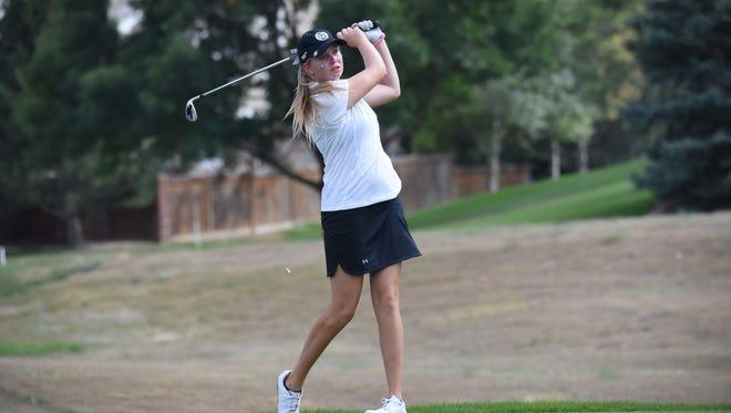 CSU freshman golfer Katrina Prendergast has been invited to the NCAA West Regional.