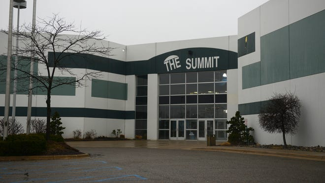 The Summit Sports and Ice Complex in Dimondale houses the Twistars Gymnastics Club.