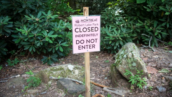 The Montreat Conference Center is hoping to get part of Robert Lake Park - a favorite of residents and visitors - open during its busy summer season.