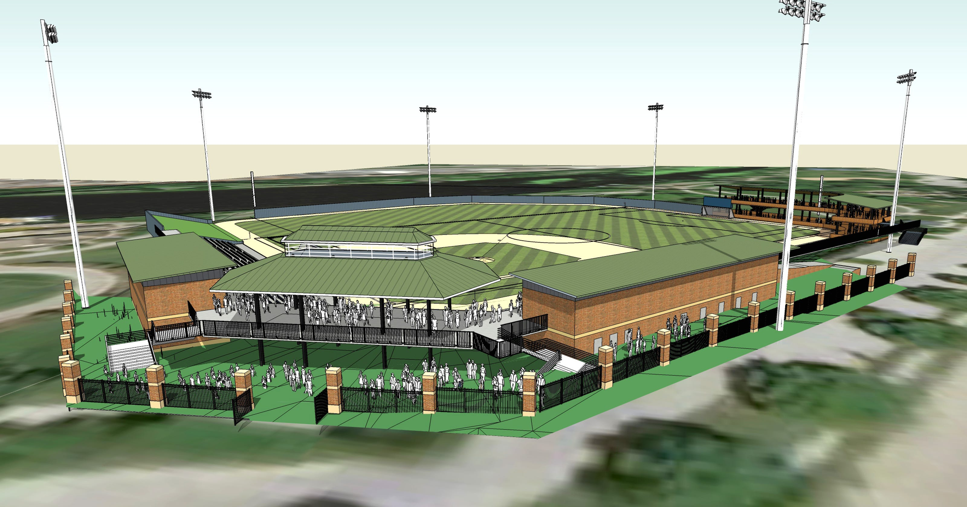Frame Park stadium proposal may have struck out