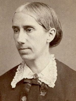 On Sept. 5, 1864, a year after traveling through the Civil War south to retrieve her injured brother, Sarah Wrigley became librarian of the Morrison Library. Technically, the first librarian was Jesse Brown, who stayed at his post for only a few weeks. Sarah stayed for 39 years.