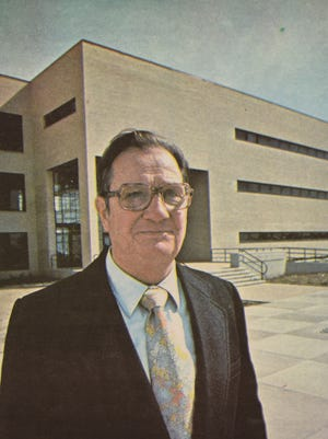 Former Terra State Community College President Roy Klay is pictured here in The News-Messenger on May 17, 1979. The college is putting together a 100-page book of the community's memories for Terra State's 50th anniversary in 2019.